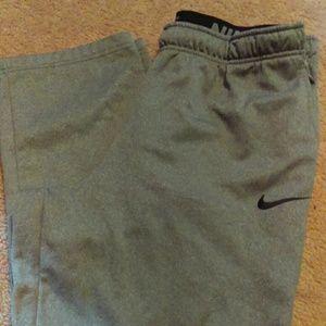 Nike drifit sweats